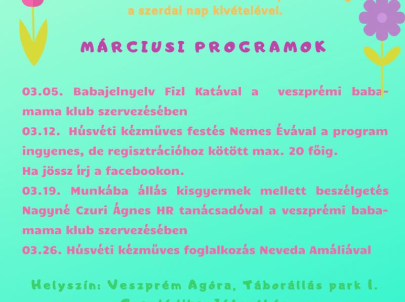 Programok rendezvények a CLLD pályázatok keretében